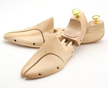 靴を長く保管するとき